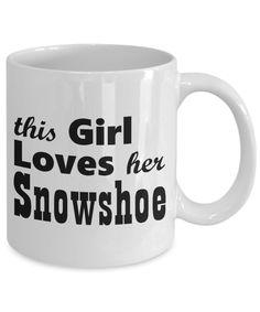Snowshoe - 11oz Mug