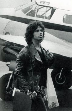 Jim Morrison - too gorgeous...