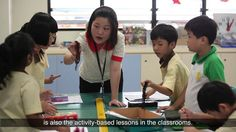 A study that shows that students learn more effectively through activities, rather then constant theory.