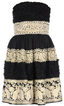 ShopStyle: MANOUSH Short dress