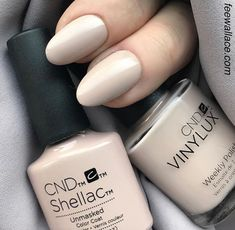 Unmasked CND Shellac by Fee Wallace
