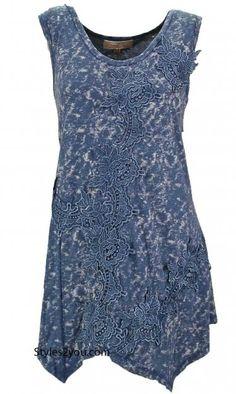 AP Cecilia Shirt Dress In Blue