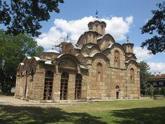 Il Viaggiatore magazine - Monastero di Gracanica, Kosovo