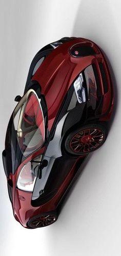 #BUGATTI #Veyron Grand Sport Vitesse La FINALE , l'une des toutes dernières #Bugatti Veyron construites, avant le nouveau modèle qui arrive...