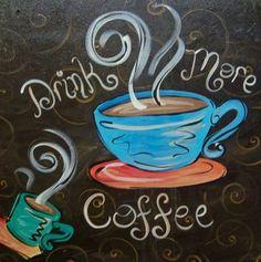 Beautiful Coffee Art
