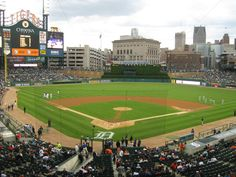 Image detail for -Luxury VIP Suites: Detroit Tigers ALCS and World Series Luxury Suites