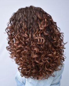 Sometimes changing up your look and hair color can be a good thing. Going from light to dark, or the reverse can easily put a whole new spin on your l. curly hair 20 Short Hair Color Ideas for A Change-Up in 2020 Dyed Curly Hair, Brown Curly Hair, Colored Curly Hair, Curly Hair Cuts, Curly Hair Styles, Natural Hair Styles, Color For Curly Hair, Curly Hair Long Bob, Long Curly Haircuts