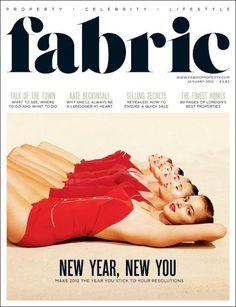 Red  Fabric Magazine