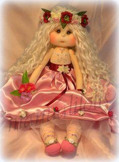 Soft Dolls, Beautiful Dolls, Harajuku, Princess Zelda, Christmas Ornaments, Holiday Decor, Crochet, Rag Dolls, Handmade