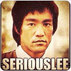 SeriousLee Bruce Lee
