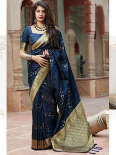 Beautiful Weaving Pure Silk Saree | ₹3,550.00 | Visit Now : www.grabandpack.com | Contact us/ Whats app us on +919898133588, +917990485004 | Ship to All major Counties Like USA , Maurtius , Malaysia , Saudi Arabia , West Indies , Australia , Bangladesh , South Africa ,U.K , Canada ,Singapore , UAE etc. To Buy this Beautiful saree At Best Price | Design : RC004