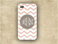 Iphone 5 case Iphone 4 case  Chevron or zigzag by ToGildTheLily, $16.99