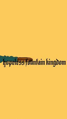 Hopeless Fountain Kingdom - Halsey Wallpaper