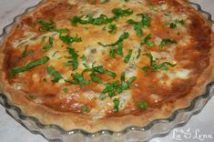 Sardinia, Quiche, Food And Drink, Fish, Meat, Chicken, Breakfast, Desserts, Pies