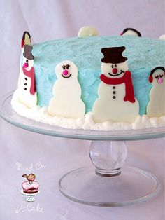 Homemade Christmas Ornaments & Snowmen - Bing Images
