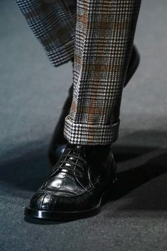 I don't like thick cuffs. Thoughts? For everything else, I don't need convincing.  Gucci F/W 2013