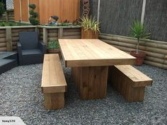 Outdoor Furniture Set Special | Trade Me