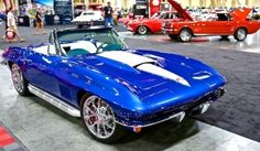 1967 Convertible Corvette 106 ST Tire's main location is open 24 hours and throughout this snow storm, we urge you not to drive however if you need tire, wheel, service help, we are open at 106-01 Northern Blvd 718-446-6769 http://www.106sttire.com/locations -all locations open
