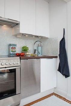 Mobili Per Cucine Piccole Per Cucine Moderne Cucine Moderne Piccole ...