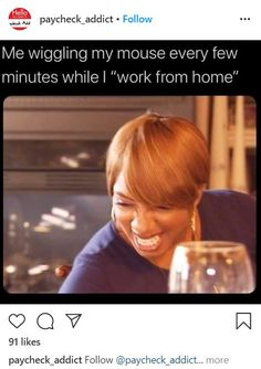 CTech - Hilarious Work From Home Memes That Are Totally Relatable Funny Mom Memes, Funny Relatable Memes, Funny Quotes, Hilarious, Funny Pics, Working From Home Meme, Work From Home Tips, Work Memes, Funny Memes