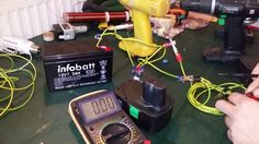 Radiant energy battery charger for any battery type PART 4
