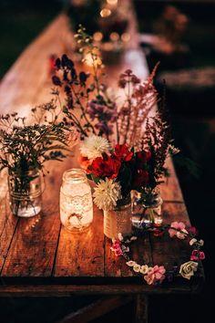 The Netherlands – Jeroen & Annika Bohemian Wedding Farm Wedding, Boho Wedding, Rustic Wedding, Wedding Flowers, Wedding Day, Wedding Things, Forest Wedding, Wedding Table, Summer Wedding