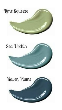 When I received details of the Dulux winter trend called Home Factory I was immediately drawn to three colours in particular. Lime Squeeze, Sea Urchin and Raven Plume. Lime Squeeze as the name sug. Living Room Green, Living Room Kitchen, My Living Room, Kitchen Paint, Room Color Schemes, Room Colors, House Colors, Farmhouse Style Kitchen, Modern Farmhouse Kitchens