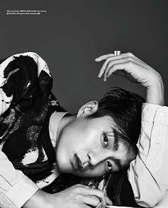 Doo Joon - Harper's Bazaar Magazine April Issue '14