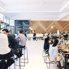 /  C r o s s  E a t e r y  / - beautiful space for a beautiful lunch feed by eilxrrr_