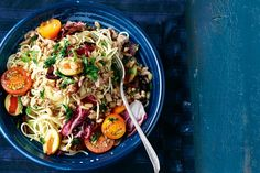 Brighten up your midweek with these simple, speedy dinners.