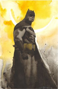 Batman - Jeff Dekal, in Chris Nordeen's Commissions and misc. Comic Art…