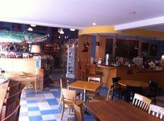 The Blue Heron Coffeehouse in Winona, MN.  www.visitwinona.com
