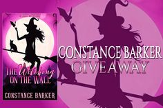 #Cozy #Mystery #Giveaway – Win Any #ConstanceBarker Novel! #kindle #amreading Trendy Halloween, Cozy Mysteries, Book Authors, Free Books, Giveaways, Kindle, Mystery, Novels, Fantasy