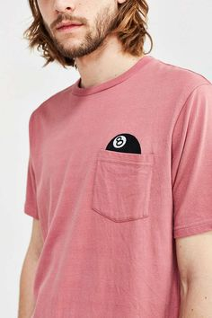 Stussy 8 Ball Pocket Tee - Urban Outfitters