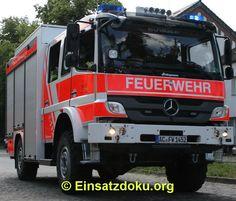 nice Alsdorf: Werkstattfahrt führt zum Feuerwehreinsatz