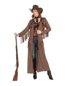 Fringed Cowgirl Adult Womens Coat – Spirit Halloween
