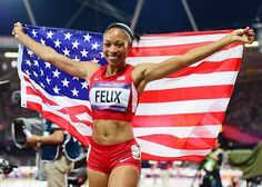 Olympians likely to cash in... Allyson Felix, Track and Field - The marketing potential was always there for Felix. The problem? The Olympic gold wasn't there to match. But after settling for silver in the 200 meters in both 2004 and 2008, Felix finally got the gold medal she'd been chasing her entire career. As a result, the other kind of gold should follow.