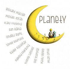Planety (R.Muller, D.Bárta, O.Ruml, R.Pastňák , M.Benko) - CD | Bontonland.cz