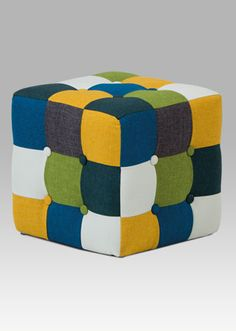 TAB-103 PW2 Borneo, Outdoor Furniture, Outdoor Decor, Bean Bag Chair, Ottoman, Relax, Toys, Home Decor, Scrappy Quilts