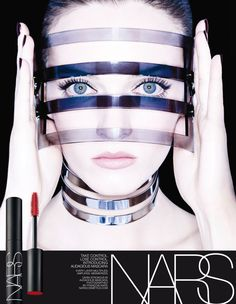 NARS Cosmetic Advertising