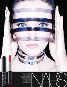 NARS Cosmetic Advertising