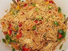 Mienudel-Salat Rezept - [ESSEN UND TRINKEN]