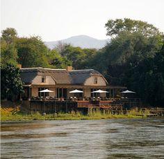 SAFARI - Royal Zambezi Lodge May 22, 1997.