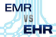EMRs and EHRs: What's the Difference? - There's plenty of information about how electronic medical records (EMRs) and electronic health records (EHRs) are changing healthcare. But just what do these acronyms mean? Here's a breakdown of the differences: