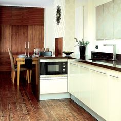 Wooden Kitchen-Diner