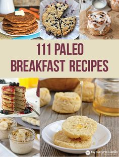 111 Paleo Breakfast Recipes