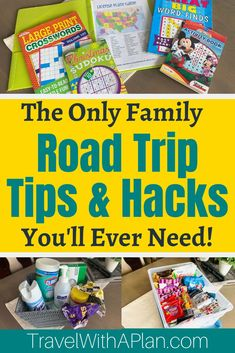 Discover our Top 10 Family Road Trip Tips that will help ensure a safe, and sanity-saving family road trip with kids! As expert road-trippers, we've assembled our absolute top tips to help you and your family road trip with ease! Road Trip Tips | Family Travel Tips | Road Trip Hacks | Road Trip Snacks | Road Trip Activities | How to Take A Family Road Trip | Social Distant Travel #travelwithaplan #familyroadtriptips #bestfamilytraveltips