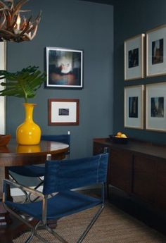 Forever in Blue Jeans: Denim Inspiration   Apartment Therapy