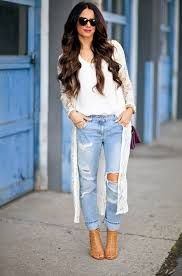 Bildresultat för ripped jeans outfit ideas