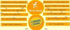 Multiplatform Chatting Application - Birds Revolution